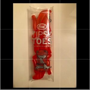 Tipsy Toes Reusable Ice Cubes